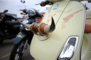 scooter huren toerisme oost-vlaanderen