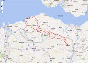 scooterverhuur scooter huren Oost-Vlaanderen